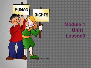 Fifth Grade ELA Module 1 Unit 1 Lesson 9 NYS Common core