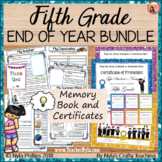 Fifth Grade End of Year Bundle