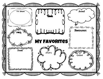 Fifth Grade End of the Year Scrapbook Memory Book Yearbook