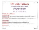 Fifth Grade Flashbacks