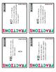 Fifth Grade Fraction Task Cards