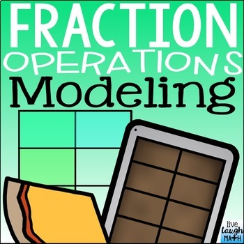 Fifth Grade Fractions Bundle: 3 Levels of Fraction Practice
