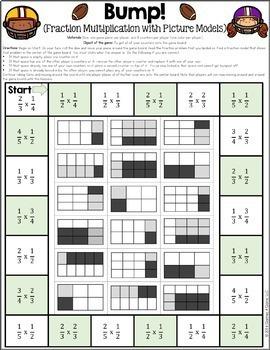 fraction test 5th grade pdf