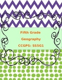 Fifth Grade Geography