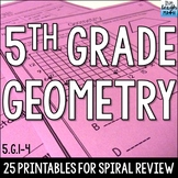 Fifth Grade Geometry Practice