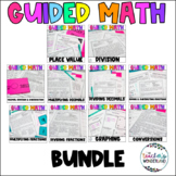 Fifth Grade Guided Math Bundle