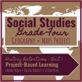 Fourth Grade Social Studies: California Geography