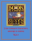"""Fifth Grade """"I Can"""" Reading Posters featuring the artwork of Mary Engelbreit"""