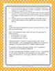 """Fifth Grade """"I Can"""" Statements for KY NEW Reading and Writing Standards"""