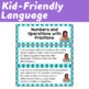 Fifth Grade I Can Statements (Common Core Learning Targets) Math & ELA BUNDLE