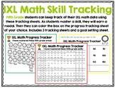 Fifth Grade IXL Math Tracking