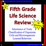 Life Science Review, Fifth Grade