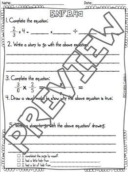 Fifth Grade Math Assessments - Common Core Math Assessments