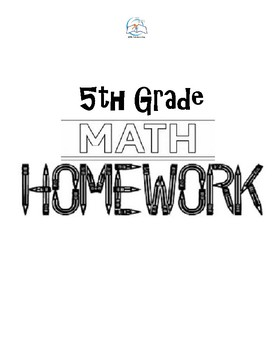 5th Grade Math Homework - 5th Grade Daily Math Review - 5th Grade Morning Work