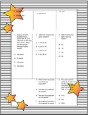 Fifth Grade Math Review Worksheets Packet - Volume 6