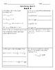 Fifth Grade Math Spiral Review, Quarter 1, Week 3