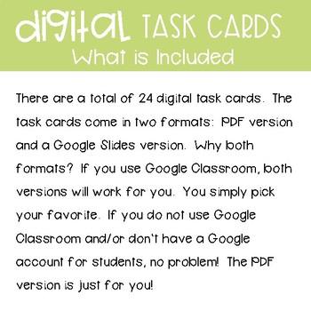 Fifth Grade Math Task Cards ~ Multi-Digit Multiplication 3 x 3