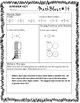 Fifth Grade Math Warm Ups, Bell Ringers, Morning Work, Set of 20, Part 7