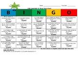 Fifth Grade Math iXL Bingo