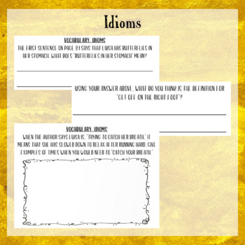 Fifth Grade McGraw-Hill Wonders Literature Anthology Booklet (Unit 1, Week 2)