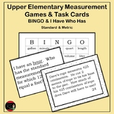 Upper Elementary Measurement Activities