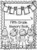 Fifth Grade Memory Book (Seuss Friends)