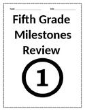 Fifth Grade Milestones Review