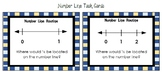 Fifth Grade Number Line Task Cards - 5.NF.A.1, 5.NBT.A.3,