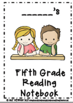Fifth Grade Reader's Notebook-Every Anchor Chart you Need to Teach Reading