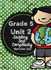 Fifth Grade Reading Units of Study Teacher Binder Covers