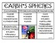 Fifth Grade Science Alabama COS Posters (Old Standards)