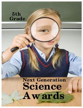 Fifth Grade Science Awards (Next Generation Science Standards)