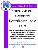 Fifth Grade Science Breakout