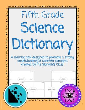 Fifth Grade Science Dictionary