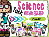 Fifth Grade Science Task Card Bundle