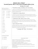 Fifth Grade Study Guide Unit 1 Week 5 McGraw Hill Wonders