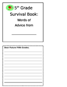 Fifth Grade Survival Book