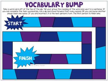 Fifth Grade Vocabulary Builders FULL YEAR Bundle