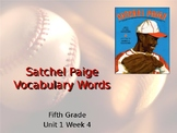 5th Grade Vocabulary Pearson Reading Street Unit 1 Week 4