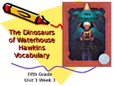 5th Grade Vocabulary Pearson Reading Street Unit 3 Week 3