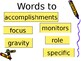 5th Grade Vocabulary PearsonReading Street Unit 5 Week 3 PP - Talk with an Astro