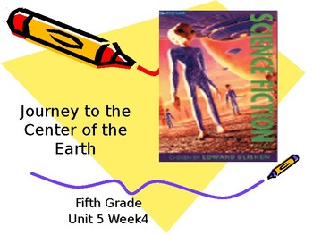 5th Grade Vocabulary Pearson Reading Street Unit 5 Week 4 PP - Journey