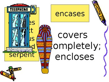 5th Grade Vocabulary Pearson Reading Street Unit 5 Week 4 PP - Journey