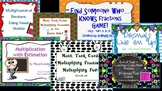 Fifth Grade Common Core Math Stations Bundle