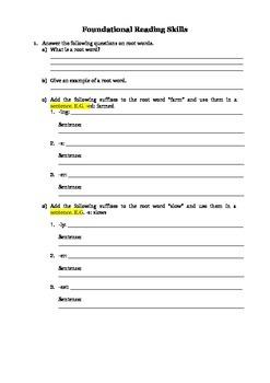 Fifth grade home-school workbook