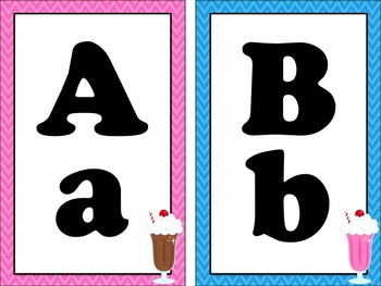Classroom Decor Bundle Set: Fifties Theme
