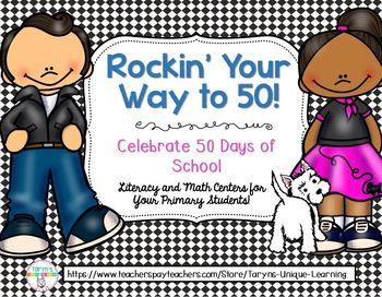 Fifty Days of School
