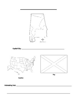 Fifty States Project
