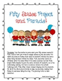 Fifty States Project and Parade