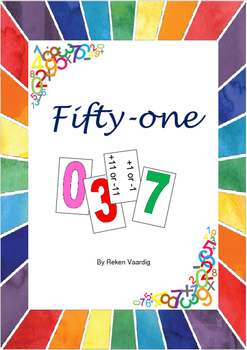 Fifty-one cardgame